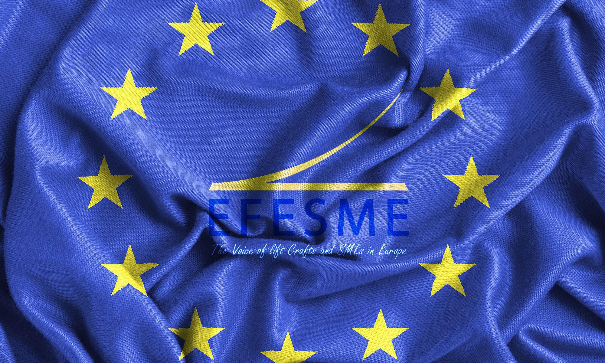 Eventos celebrados en Bruselas por parte de EFESME